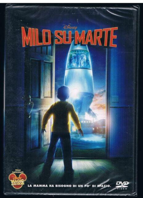MILO SU MARTE BIA 0244902 Z3A DVD DISNEY F.C. SIGILLATO!!!