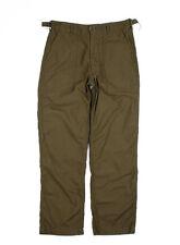 BNWT Engineered Garments Reverse Sateen Fatigues size 32