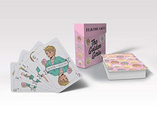 Golden Girls Playing Cards 2018 Cards Flash Cards For Sale Online Ebay