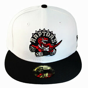info for 6bff5 85da3 Image is loading New-Era-NBA-Toronto-Raptors-5950-White-Fitted-