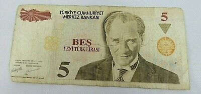 TURKEY 100 LIRASI P194 A 1970 ATATURK DOCUMENT FORT AUNC TURKISH MONEY BANK NOTE
