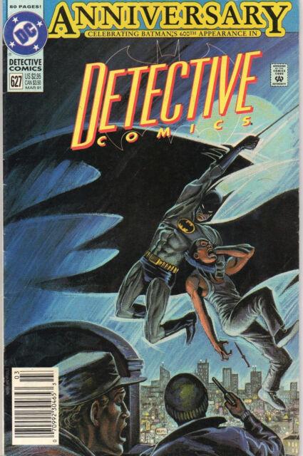 Detective Comics #627 (Mar 1991, DC) Fine/VF