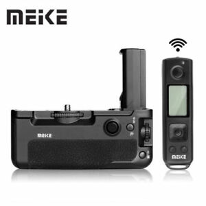 Meike MK-A9 Pro Battery Grip Built-in 2.4GHz Remote Controller For Sony A9 A7R