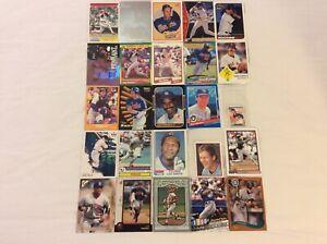 HALL-OF-FAME-Baseball-Card-Lot-1979-2020-BABE-RUTH-REGGIE-JACKSON-BOB-GIBSON