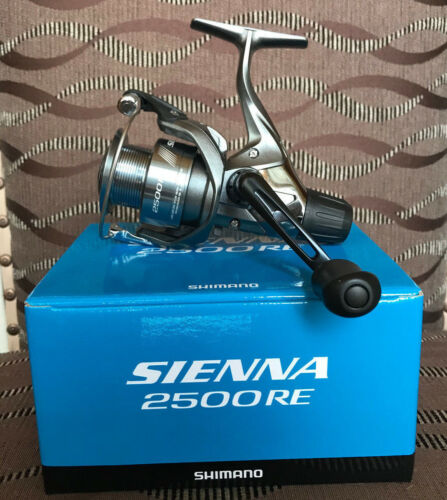 Shimano Sienna 2500 RE Spinnrolle