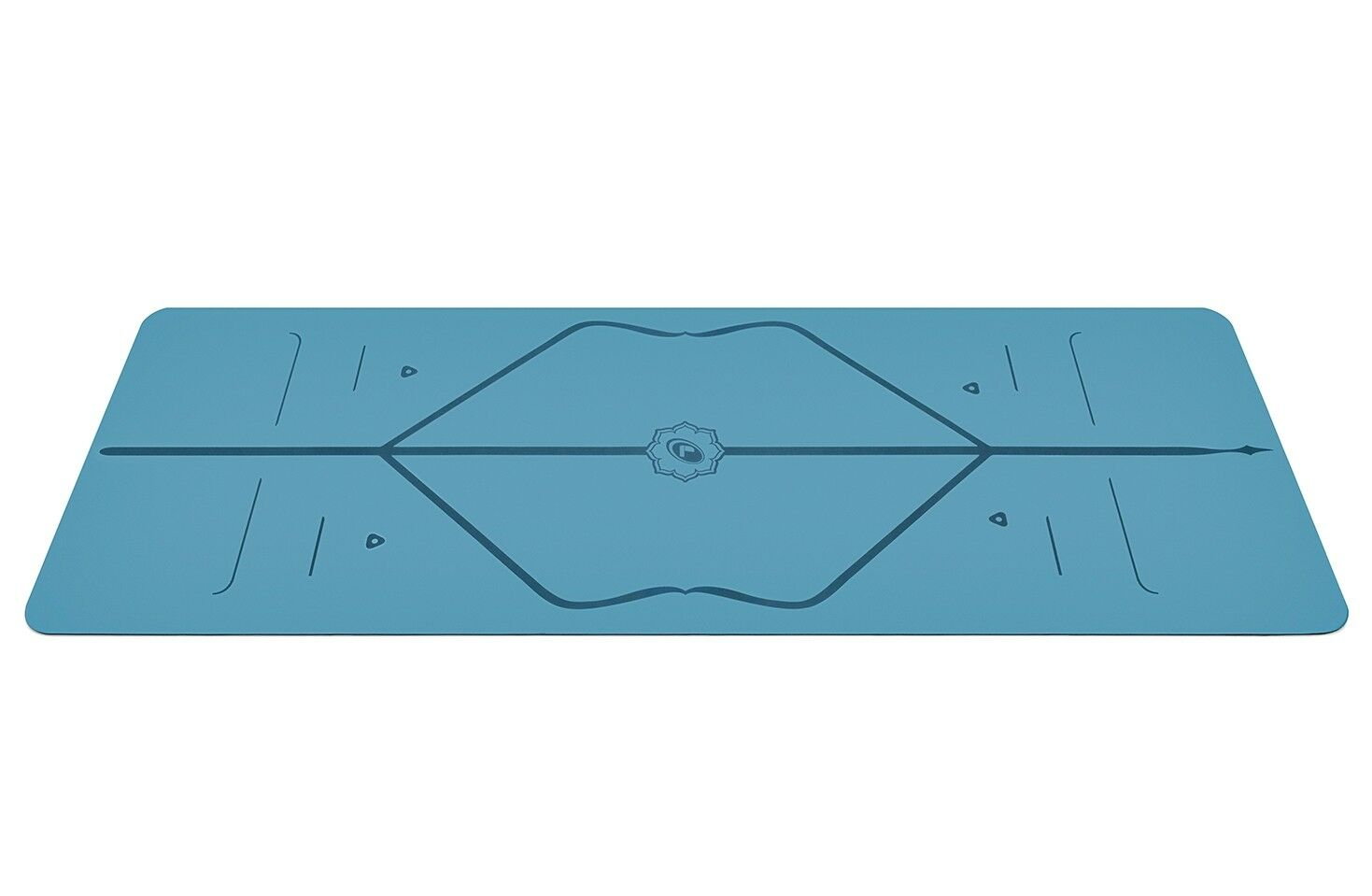 The Liforme Yoga Mat With Bag Friendly Eco Friendly Bag Non Slip Truly Revolutionary Blau d752a6