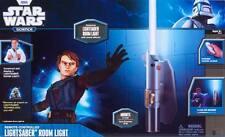 NEW Uncle Milton Star Wars R/C Lightsaber Room Light 15078