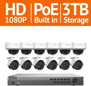 LaView-16-Channel-Full-HD-Indoor-Outdoor-Surveillance-System-1080P-Cameras-View