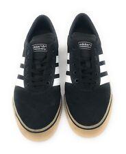 huge selection of 702bc e0737 Adidas Originals Mens Adi-Ease Premiere Fashion Sneaker BlackWhiteGum, 9M