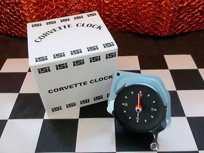 1977 77 New Corvette Electric Clock