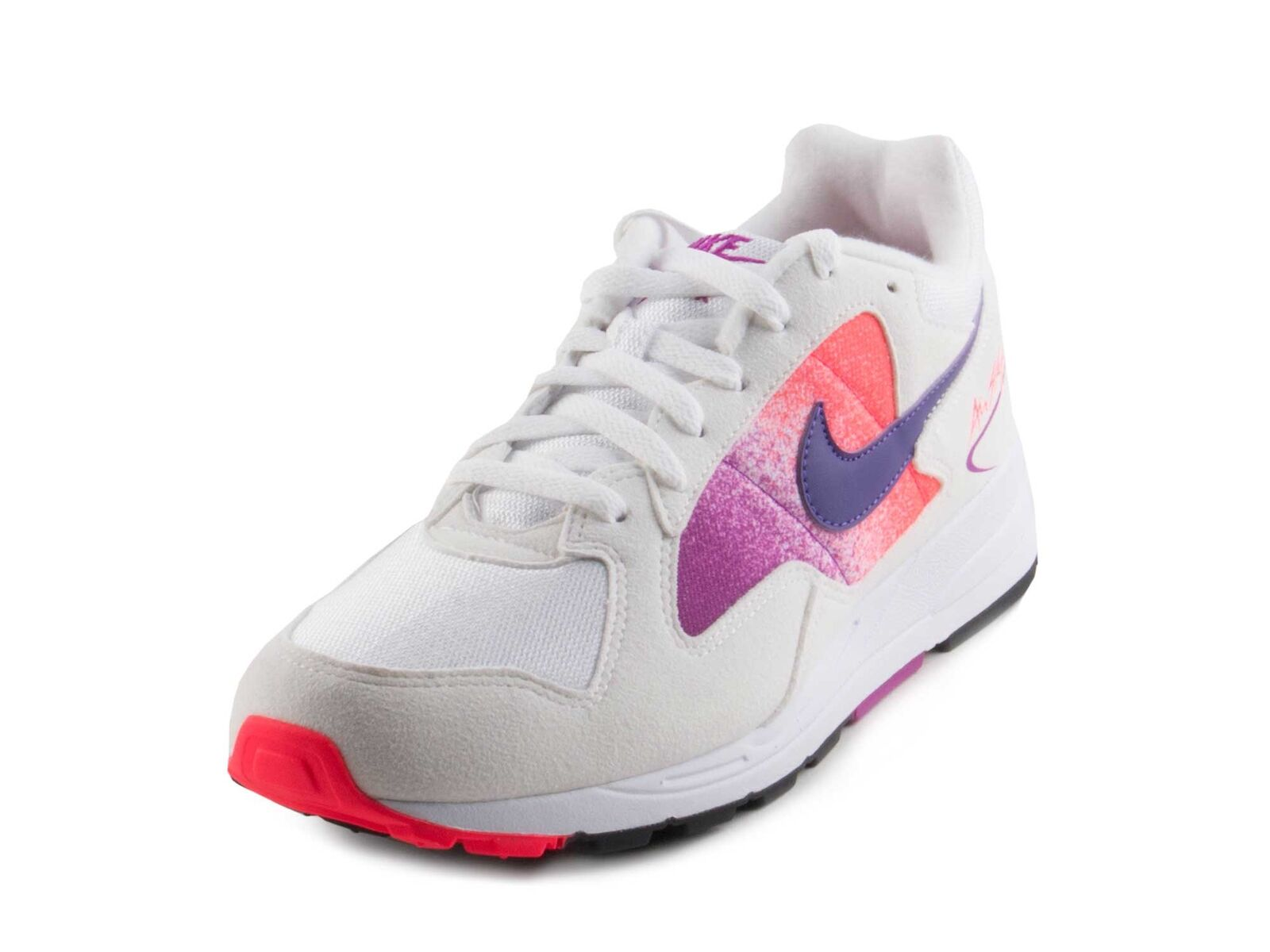 Nike Uomo Air Skylon II White/Court Purple-Solar red AO1551-103