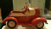 Hallmark Kiddie Car Classics 1938 Garton Lincoln Zephyr Luxury Edition Die Cast