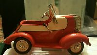 Hallmark Kiddie Car Classics 1938 Garton Lincoln Zephyr Luxury Edition Die Cast