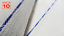 PACK-OF-10-CATERING-WAITERS-WAITRESS-CLOTHS-WITH-BLUE-STRIPE-100-COTTON-WEAVE thumbnail 1