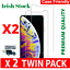 thumbnail 1 - Screen protector for iPhone 6 7 8 PLUS X XS XR 11 pro Max Tempered glass Clear