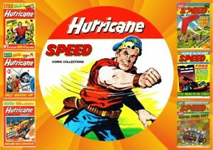 Hurricane-amp-Speed-UK-Comics-On-DVD-Rom