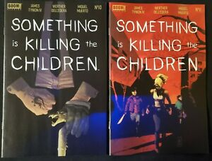 SOMETHING-IS-KILLING-THE-CHILDREN-2020-LOT-10-11-TYNION-BOOM-HOT-NM