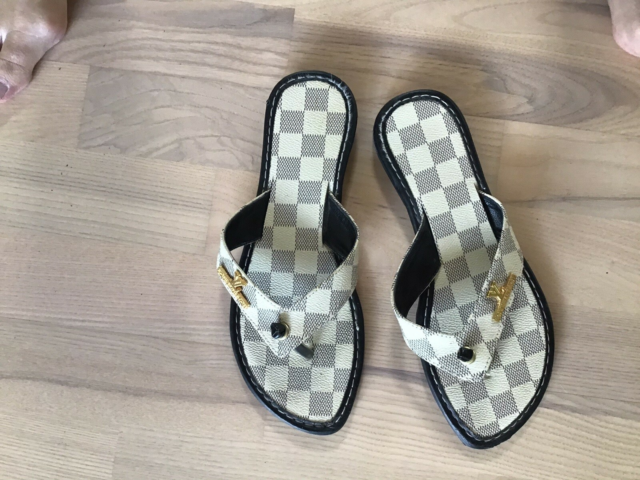 "Sandaler, str. 38, ""Louis Vuitton "",  Ternet, Louis Vuitton…"