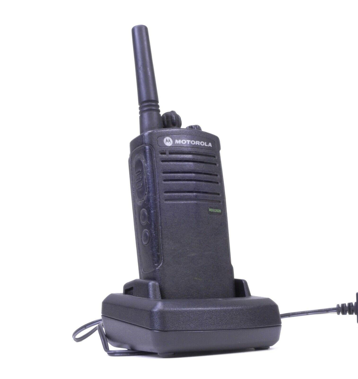 Motorola RDU2020 On-Site