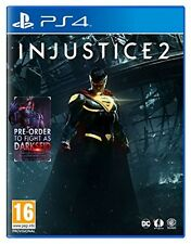 Injustice 2 - including Darkseid DLC PlayStation 4 (PS4)