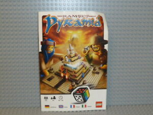 LEGO-Game-Bauanleitung-3843-Ramses-Pyramid-ungelocht-instruction-B5402