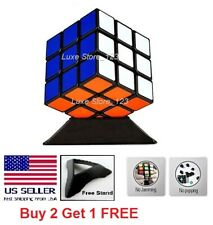 Educational Fastest Speed cube 3x3x3 magic twist puzzle cube 3D New