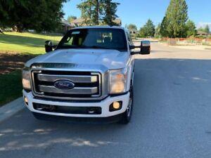 2014 Ford F 350 platinum