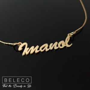 Personalized name necklace 15 font style custom name pendant image is loading personalized name necklace 15 font style custom name aloadofball Gallery