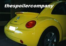 "PAINTED ""OE LOOK"" REAR SPOILER FOR 1998-2011 VW VOLKSWAGEN NEW BEETLE BUG W/LED"