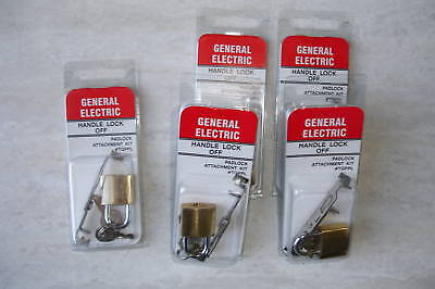 5 General Electric GE TQPL Breaker Lock  for THQP