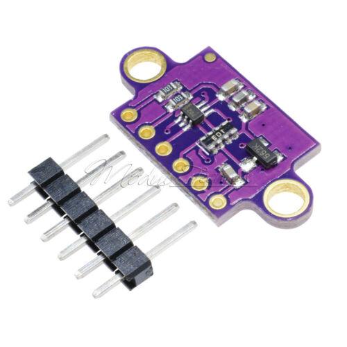 1//2//5PCS Time-of-Flight Distance VL53L0X GY-VL53L0XV2V Sensor Breakout Module