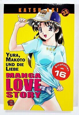 Anime Liebesgeschichte