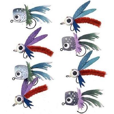 JOLEE's Scrapbooking 3D Sticker ~ FISHING LURES REPEAT ~ ANGELKÖDER ~ FISCHEN