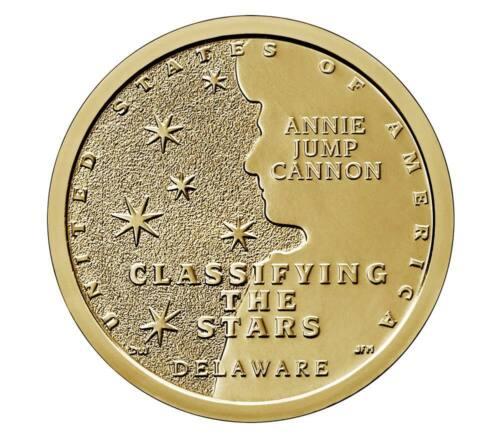 2019-P American Innovation Delaware $1 Coin