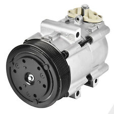 AC A//C Compressor with Clutch for 97-03 Ford Lincoln 4.6L 5.4L 6.8L FS10
