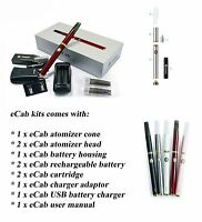 Ecab Pen Type Vape Device Color Silver Close Out Sale Factory Sealed