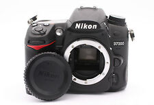 Nikon D D7000 16.2MP Digital SLR Camera - Black (Body Only)- Shutter Count: 1805