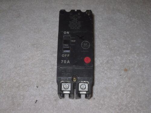 GE CIRCUIT BREAKER TEY270 70A 277v//480V 2POLE