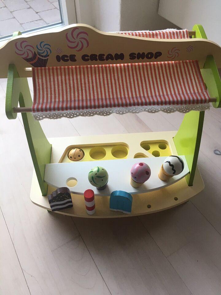 Andet legetøj, Isbod