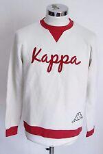 KAPPA M vintage maglia felpa plush sweatshirt E4214
