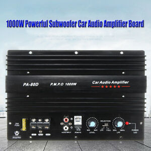 1000W-Mono-Car-Truck-Amplifier-Amp-Audio-Power-Bass-Speaker-Subwoofers-Stereo