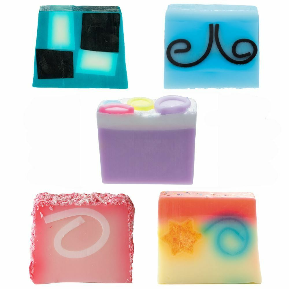 Bomb Cosmetics Slice Handmade Vegan Friendly Soap Ph Neutral Luxury Dettol Profresh 120g 125g Sliced Button Babe Ebay