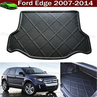 Car Boot Cargo Liner Floor Tray Rear Trunk Mat For Ford Edge 2009-2012 2010 2011