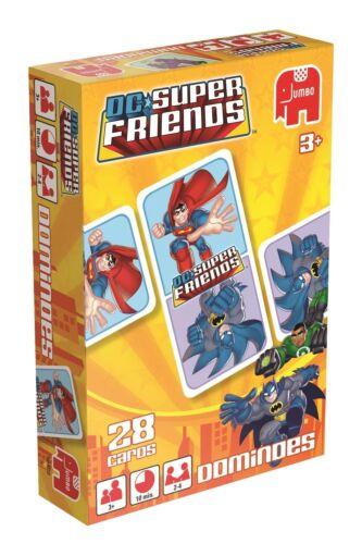 LOT 35030Jumbo 19429 Super Friends Domino Game Kartenspiel NEU in OVP