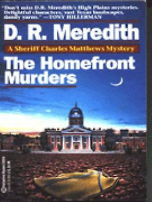 Homefront Murders by Meredith, D.R.