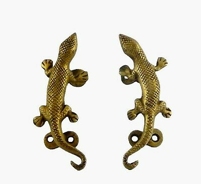 Snake Vintage Antique Style Handmade Brass Window Wardrobe Door Pull Handle Knob