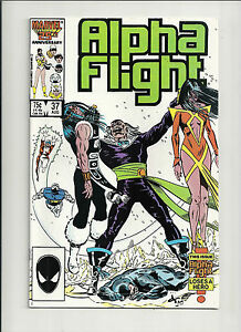 Alpha Flight #37 VF