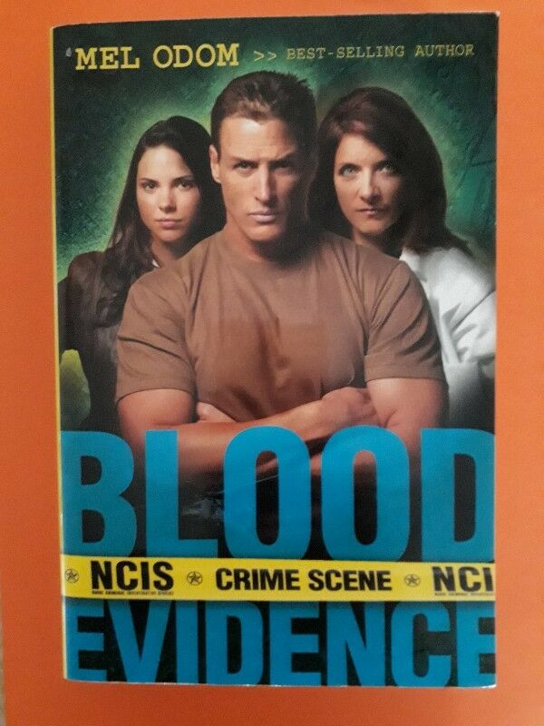 Blood Evidence - Mel Odom - NCIS #2.