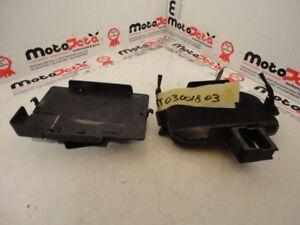 Plastica-vano-batteria-plastic-battery-compartment-KTM-DUKE-690-07-09