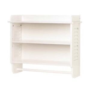 HOME-BATHROOM-DECOR-NANTUCKET-BATHROOM-WALL-SHELF-WHITE